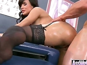 Unchanging Anal Sex Tape With Oiled Big Takings Sinful Girl video-15
