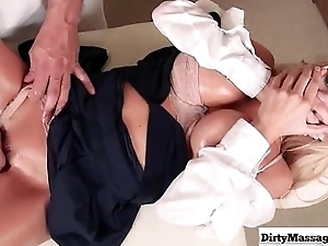 Kneading My Nipper with Kayla Kayden from Dirty Masseur-part04