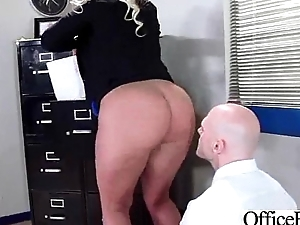 Big Tits Nasty Worker Doll Get Wild And Bourgeoning In Office video-19
