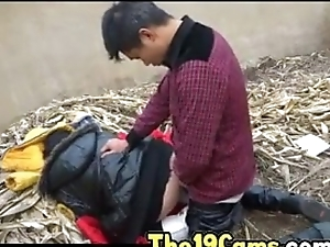 Chinese Legal age teenager alongside Public3, Free Oriental Porn Video 74: