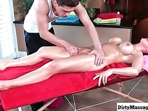 Dirty Massage Instruction with Tanya Tate from Dirty Masseur-part02