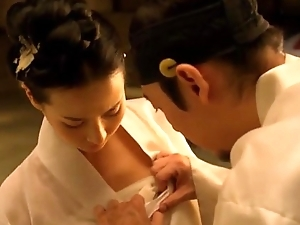 Jo Yeo-jeong  make love connected with her king