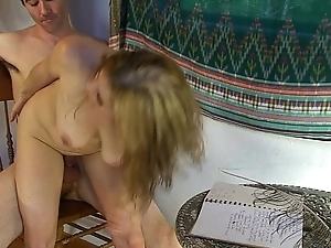 Annoyed black cock sluts gets drilled by big dick - Erin Electra