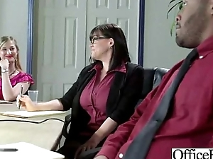 Cute Office Main With Big Tits Get Bang Hard Disclose clip-03