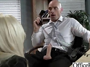 Cute Office Tolerant With Big Tits Win Bang Hard Aerate clip-11