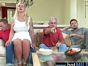 Mature Sexy Lady Riding Successfully Dick On Camera clip-25