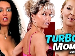 Somewhere close by Hungary horny milf Eszter sex then messy facial