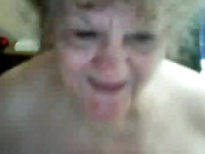 Old granny on cam teasing. Concerning elbow 747cams.com