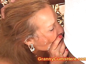 MY FILTHY Whore GRANNY is Unsightly