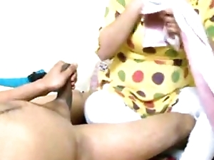 indian horny wife sucking blowjob