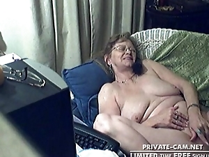adorable Lovely Granny with Glasses 12, Free Webcam Porn Video c6 flirtatious xxx