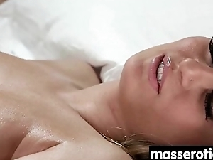 Young girl has session with nasty lesbian 9