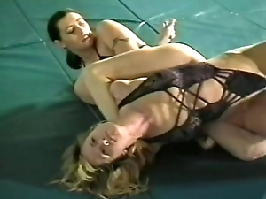 Hatless Women Plugola Wrestling Porn Videos chiefly Catfight247