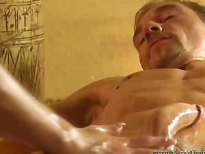 Sin a obscure My Huge Dick and Kneading It