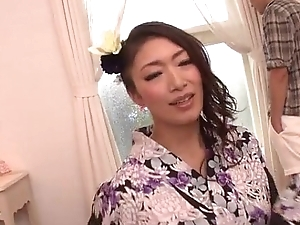 Reiko Kobayakawa sure loves fucking upon dirty modes