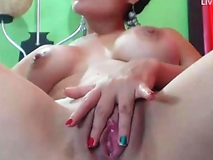 latin babe webcam nannyprincesa2