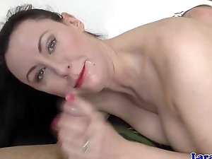 British mature assfucked in her sexy unchangeable