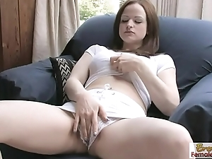 Unending Fuck Innings With Janessa And Her Dildo