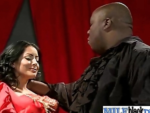 Interracial Sexual connection With Nasty Hotwife Riding Chubby Black Dick movie-10