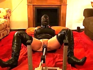 horny slut mask slave